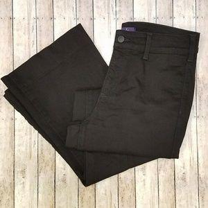 NYDJ Teresa Black Jeans
